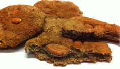 Almond Cookies 35 minutes 15 large cookies Vegan, gluten-free Ingredients 45 raw whole almonds 1 ½ cup almond flour 2 cups gluten free flour (such as pea,