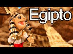 Las Momias   Videos Educativos para Niños - YouTube Ancient Egypt, Dog Training, Rome, Musicals, Videos, History, Youtube, Greece, Halloween