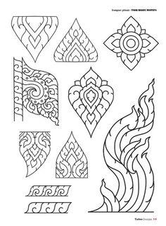 fotografii tatuirovka tatu knigi vid o tattoo books video 388 alxbomov 507077239285980018 Cambodian Art, Styrofoam Art, Thai Pattern, Thai Design, Thailand Art, Sun Tattoos, Desenho Tattoo, Thai Art, Flower Doodles