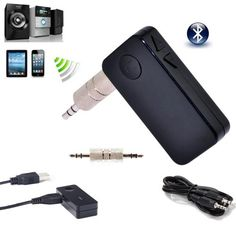 Portable A2DP Wireless Bluetooth 3.0 Handsfree Car Home Audio Music Streaming Receiver Adapter with Hands Free Calling and 3.5 Mm Stereo Output leegoal http://www.amazon.com/dp/B00JRWGPEW/ref=cm_sw_r_pi_dp_B4SEub0E7QMP9