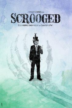 Scrooged by Daniel Norris
