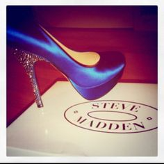I love Steve Madden shoes :) oh my god Steve Madden Shoes, Stiletto Heels, God, My Style, Sexy, Clothes, Fashion, Dios, Outfits