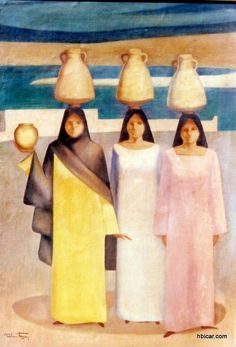 Cumpriram-se no passado dia 2 de Janeiro 100 anos do nascimento de Hussein Bikar. Trata-se de um dos mais proeminentes artistas egípcios do ...