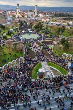 Alba Iulia Citadel, 1 December 2015 - National Celebration, Romania