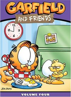 Garfield and Friends, Volume Four DVD ~ Lorenzo Music, http://www.amazon.com/dp/B0009NZ2TM/ref=cm_sw_r_pi_dp_r5kfqb04PBTH1