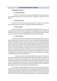 Manifiesto de los persas. 1814 (Fernando VII) Fernando Vii, Fails, Texts, Primary Sources, Historia, Make Mistakes