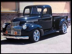 1941 Chevrolet Pickup   													  													All Steel Body