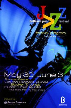 Bellevue Jazz Festival 2012