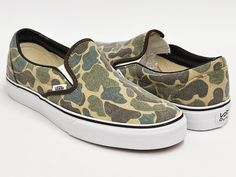 e80df6b71b8 Vans Camo Slip-ons Available at Lazada for only ₱ 1