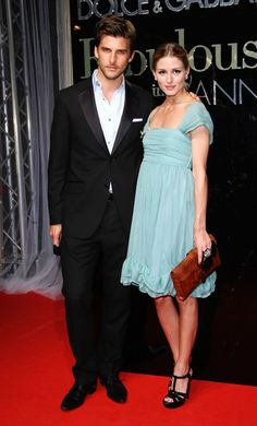 Olivia Palermo and Johannes Huebl Photo - Dolce & Gabbana Party Arrivals - 2009 Cannes Film Festival