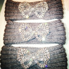 The Penny Headwrap will help you top off your winter wardrobe with fun flair!