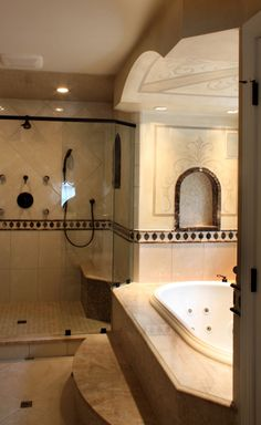 Custom Master Bath And Bath Cabinets  Bathroom Remodel Fair Bathroom Remodeling Richmond Va 2018