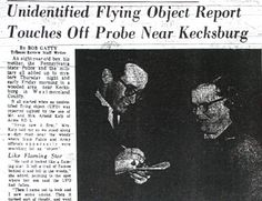 "Kecksberg Celebrates 50th Anniversary Of Mass UFO Sighting and Crash - News Report | <b><i><a href=""http://www.educatinghumanity.com"">Educating Humanity</a></i></b>"