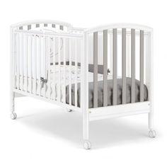 Detská postieľka Pali MAX - Biela/Sivá Cribs, Bed, Room, Furniture, Home Decor, Cots, Homemade Home Decor, Bassinet, Stream Bed