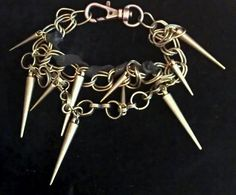 I dare you to be that edgy daring person. Be FLY with T!NA GOLD  www.ilovetinagold.bigcartel.com  SHOP TIL YOU DROP