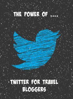Power of Twitter for Travel Bloggers. Twitter is confusing for people who don't use it…. I was confused even after I started using it, but the more I used it the easier it became to understand and Twitter today is one of my highest refers to my blog! I'm able to communicate with my audience with easy and convey a short, sharp message to my followers. I have compiled some handy tips to help you make the most out of twitter!