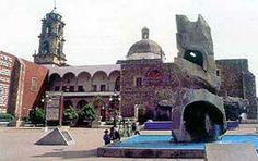 Founders Square in Irapuato, Guanajuato, Mexico - Tour By Mexico ©  http://www.tourbymexico.com/guana/irapuato/irapuato.htm