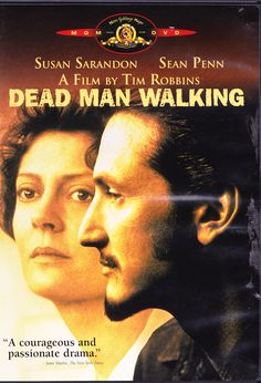 DEAD MAN WALKING: a beautiful drama with two great actors: Susan Sarandon & Sean Penn #cinema #movie