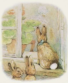 Love Beatrix Potter