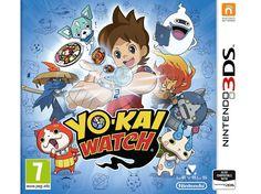 génial NINTENDO GAMES Yo-Kai Watch FR 3DS chez Media Markt