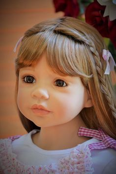 """CANDY by Monika Levenig Masterpiece Doll 44"""" Full Vinyl Jointed Doll"""