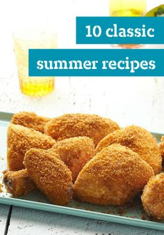 10 Classic Summer Recipes — You can't go wrong with summer classics, which is why you'll love trying your hand at these easy recipes that are perfect for a dinner party.
