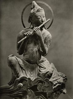 . Buddha's flute.