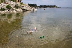 Lake Texoma - Texas side...