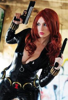74 Best Black Widow Cosplay images in 2016 | Black widow cosplay