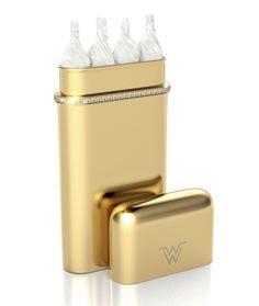 Marijuana Cases - Packaging Realisation on Behance Perfume Packaging, Box Packaging, Vintage Cigarette Case, Diy Pipe, Packaging Manufacturers, Paper Cones, Edibles Online, Glass Bongs, Medical Marijuana