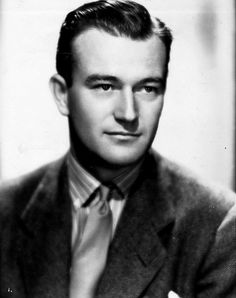John Wayne and my daddy really favored in this photo. Most people recognized the resemblance.