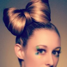 the perfect hair bow