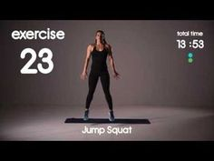 20 min HIIT Workout for Inner Thighs, Glutes and Fat Loss - 60s/30s - YouTube