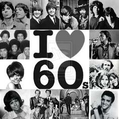I also <3 the 60s music....wish i could go back in time to this era!!