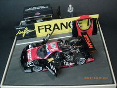 Nissan r390 GT1 Le Mans 1997 1/43