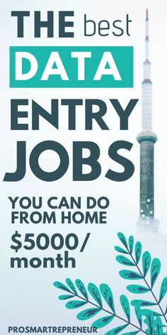 Data entry jobs are great for those who want to make easy money from home. To qualify, you just need a PC and good typing skill with great accuracy. Work From Home Careers, Work From Home Companies, Legit Work From Home, Online Jobs From Home, Work From Home Opportunities, Make Money Now, Make Easy Money, Earn Money From Home, Earn Money Online