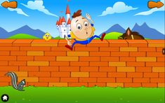 """Search Results for """"humpty dumpty wallpaper"""" – Adorable Wallpapers Abc Song For Kids, Kids Songs, Abc Songs, Humpty Dumpty, Club Kids, Mother Goose, Nursery Rhymes, Little Babies, Baby Animals"""