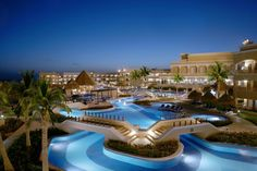 Mexico Resort. Secrets Resort. I'll be there in September.
