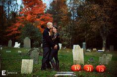 rhiannon & vinny fall engagement session | Joe Elario Photography