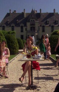 Blair in Season 6 - Dolce & Gabbana Spring 2012 top