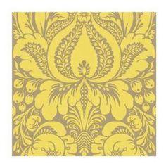 wallpaper - yellow and grey