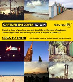 Have you taken a snap for #CaptureTheCover yet? Enter photos of your local area to win!