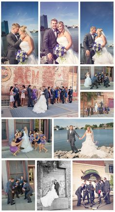 Downtown Toledo Urban Wedding Photo Ideas Memories Captured By Brenda