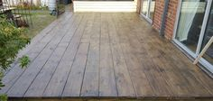 Decking in Hawkwell Hockley Rayleigh Leigh-on-Sea Southend Essex