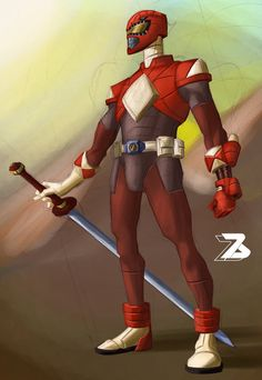 What if red ranger