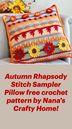 Crochet Curtains, Crochet Cushions, Crochet Hooks, Knit Crochet, Crochet Pillow Patterns Free, All Free Crochet, Knitting Patterns, Yarn Crafts, Diy And Crafts