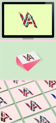 Typography  les Voix de l'Afrique by Camille Marteil via Behance
