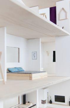DIY Puppenhausmöbel Skandi