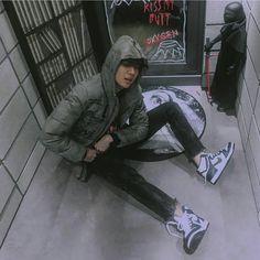 jung jaewon - one Korean Boys Ulzzang, Ulzzang Boy, K Pop, Heavy Metal, Jaewon One, Rapper, Jung Jaewon, Singer One, Hip Hop