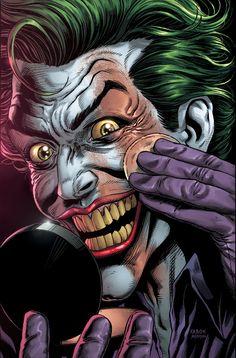Joker Dc Comics, Dc Comics Art, Justice League, Three Jokers, Joker Drawings, Joker Art, Joker Batman, Batman Art, Marvel Art
